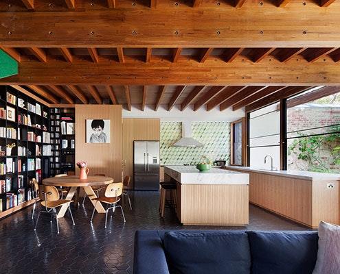 Dolls House Northcote by BKK Architects (via Lunchbox Architect)