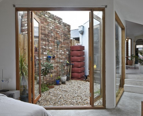 Doll's House by Edwards Moore Architects (via Lunchbox Architect)