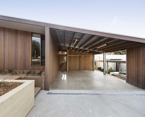 Domain House by Lachlan Shepherd Architects (via Lunchbox Architect)