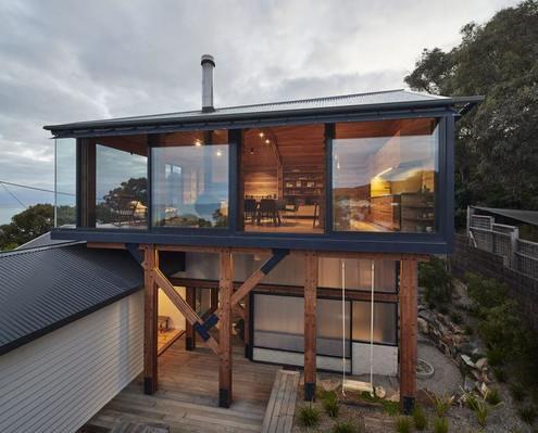 Dorman House by Austin Maynard Architects (via Lunchbox Architect)