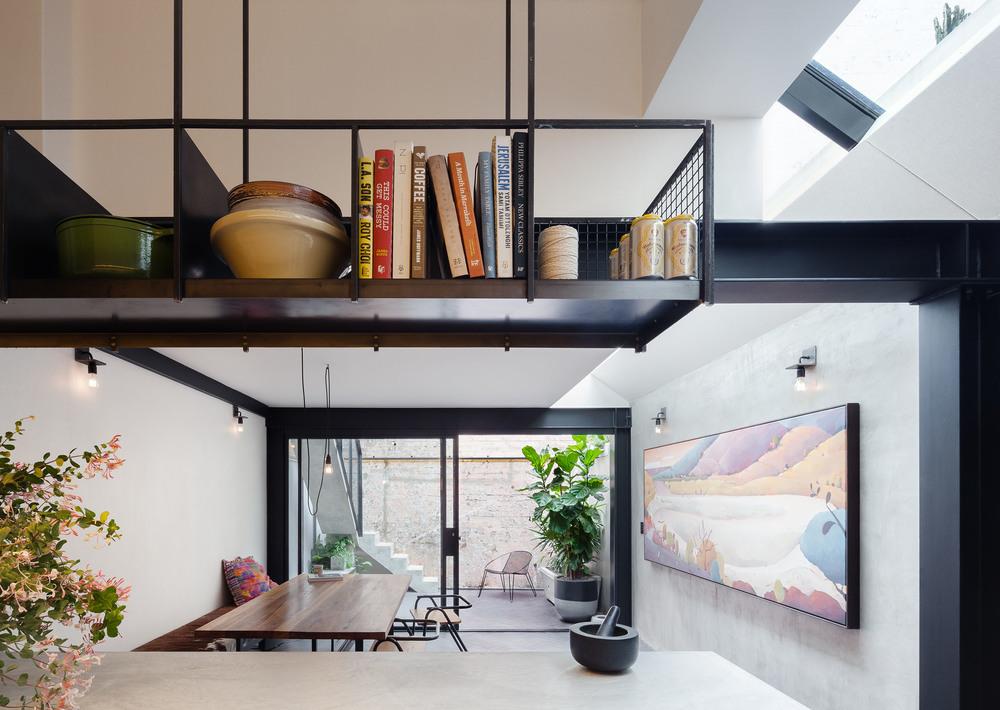 Double Life House