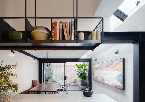 Double Life House by Breathe Architects (via Lunchbox Architect)