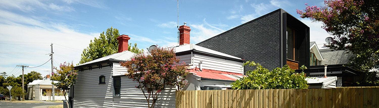 Double Terrace House