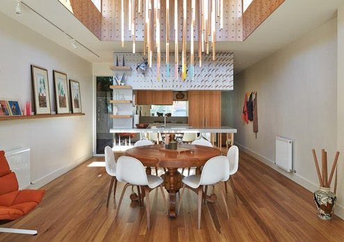 Dowel House by FMD Architects (via Lunchbox Architect)