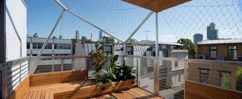 Dreamcatcher by Fiona Winzar Architects (via Lunchbox Architect)
