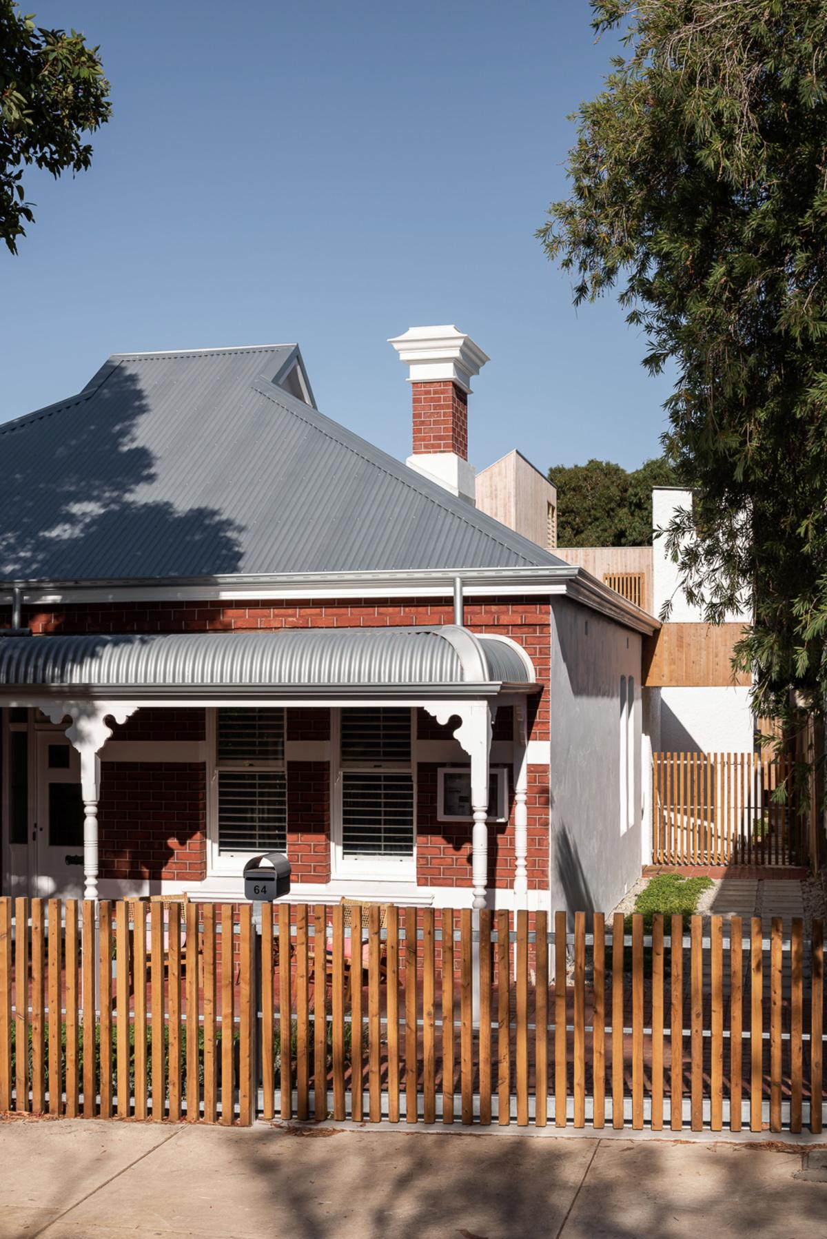 East Fremantle House