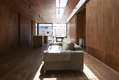 Edward Street House by Sean Godsell Architects (via Lunchbox Architect)