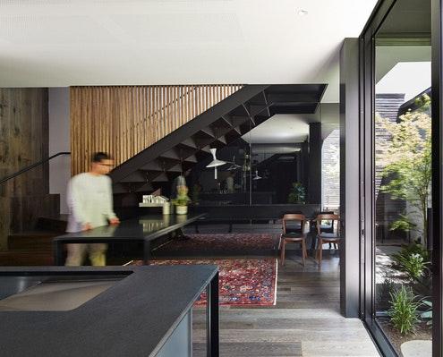 Elgin Street Residence by Sonelo Design Studio (via Lunchbox Architect)