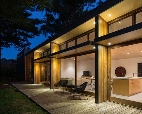 Energy Efficiency Redhead Alterations by Bourne Blue Architecture (via Lunchbox Architect)