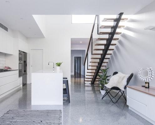 Enmore House by Amrish Maharaj Architect (via Lunchbox Architect)