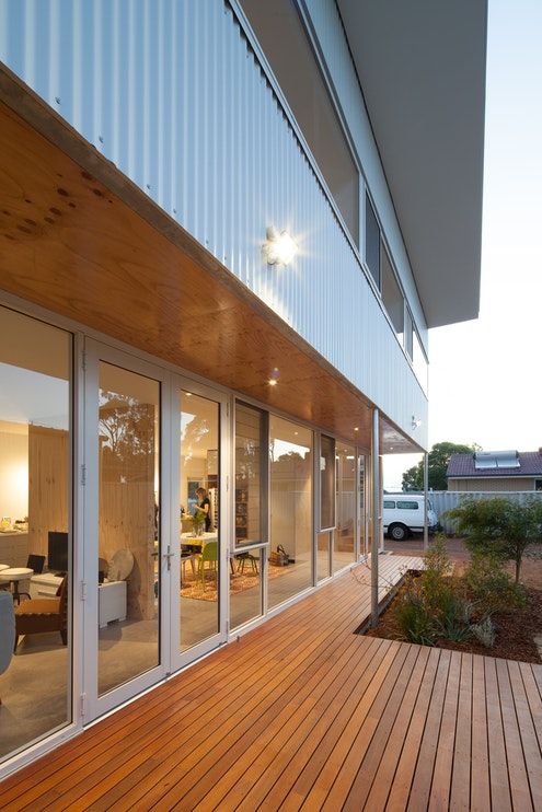 Erpingham House by MSG Architecture (via Lunchbox Architect)