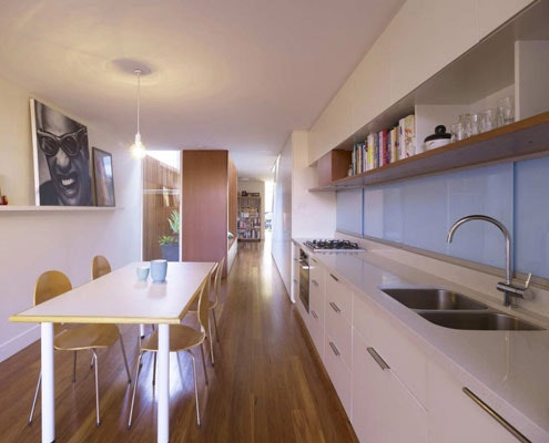 Erskineville House by Andrew Burns Architects (via Lunchbox Architect)