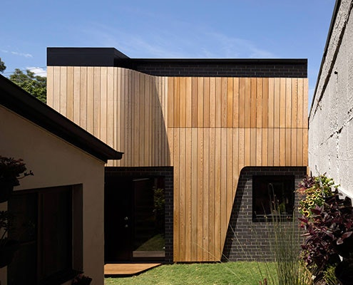 Erskineville Studio by Pivot (via Lunchbox Architect)