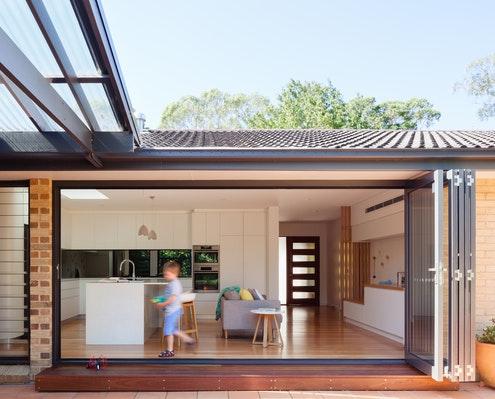 Escu House by Bijl Architecture (via Lunchbox Architect)