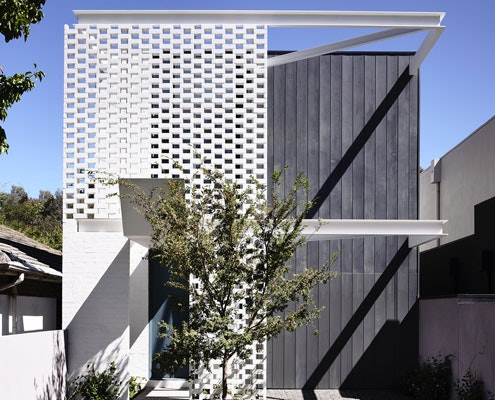 Fairbairn House by Inglis Architects (via Lunchbox Architect)