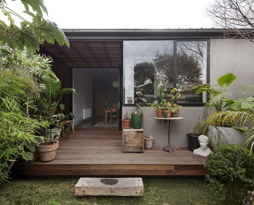 Falconer Street Residence by Sonelo Design Studio (via Lunchbox Architect)