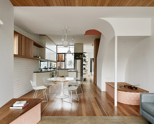 Feng Shui House by Steffen Welsch Architects (via Lunchbox Architect)