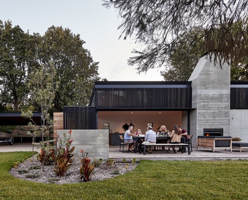 First Lessons House by Ray Dinh Architecture (via Lunchbox Architect)