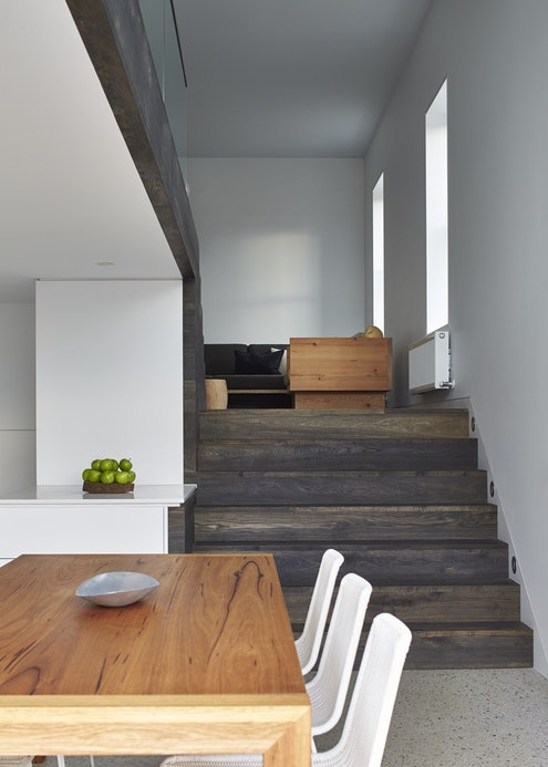 Fitzroy House by Julie Firkin Architects (via Lunchbox Architect)
