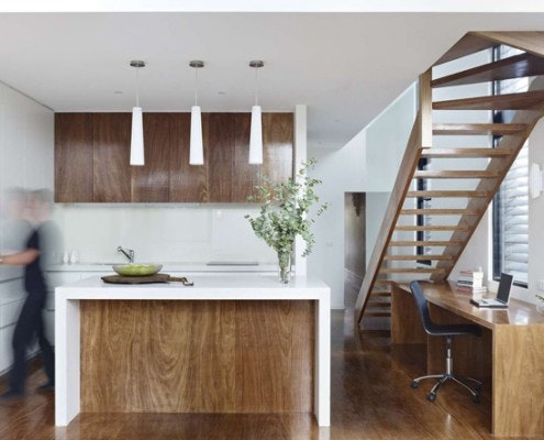 Fitzroy North Addition by Nic Owen Architects (via Lunchbox Architect)