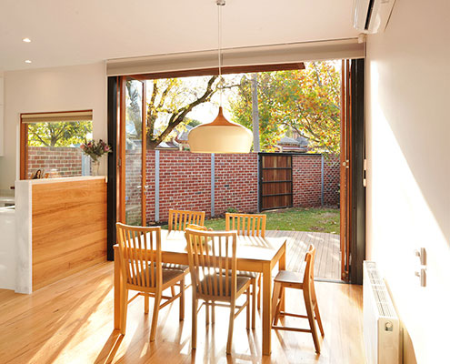 Fitzroy North Residence Chan Architecture