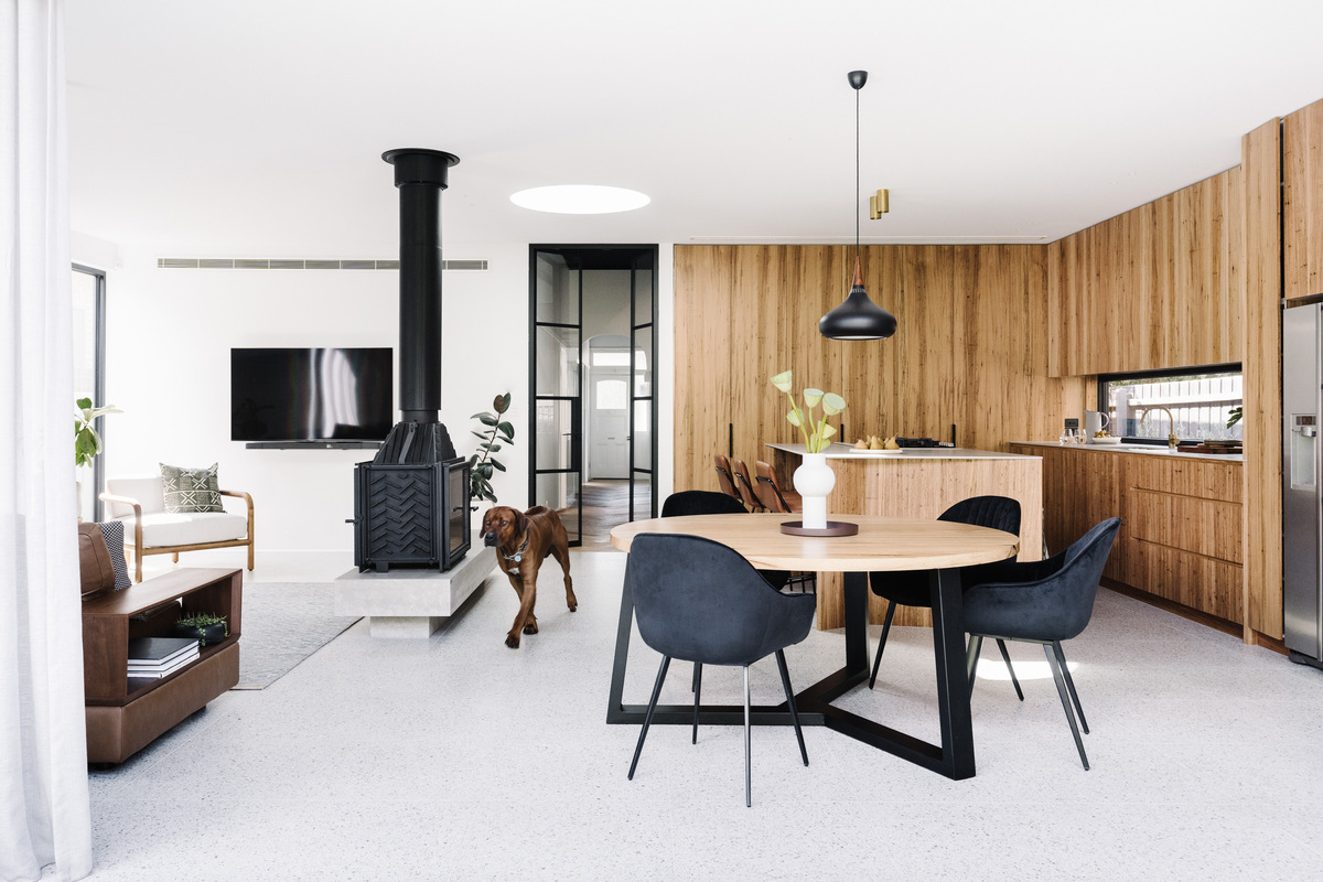 Fitzroy North Residence