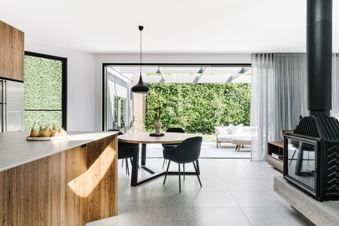 Fitzroy North Residence by buck&simple (via Lunchbox Architect)