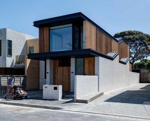 Folding Floor House by  (via Lunchbox Architect)
