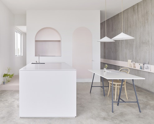 Footscray Apartment by BoardGrove Architects (via Lunchbox Architect)