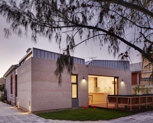 Fremantle Addition by Jonathan Lake Architects (via Lunchbox Architect)