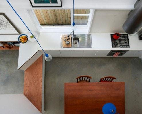 Freshwater Semi by David Boyle Architect (via Lunchbox Architect)