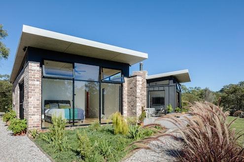 Fundamental House by Sandbox Studio Architecture & Design (via Lunchbox Architect)
