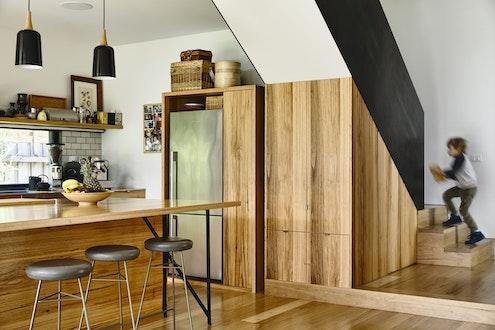 Garth House by Ola Architecture Studio (via Lunchbox Architect)
