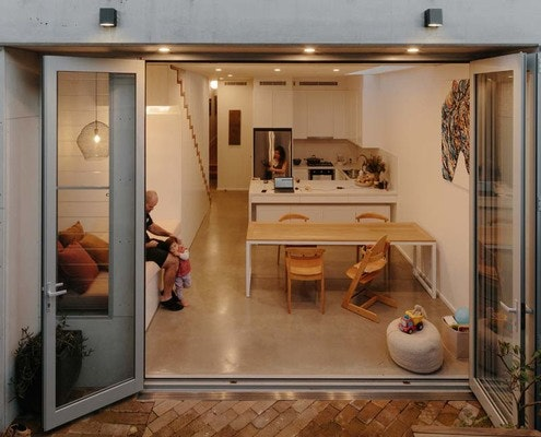 Glebe House by Supercontext (via Lunchbox Architect)