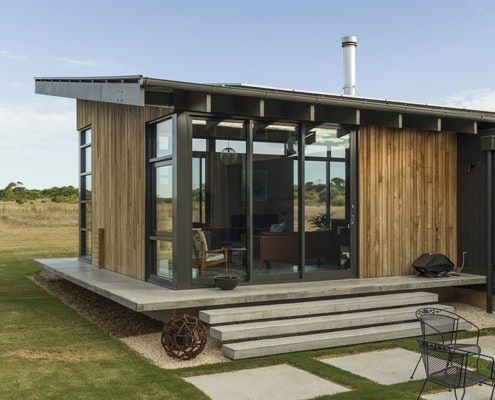 Golf Course House by Bespoke Architects (via Lunchbox Architect)