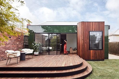 Green House Preston by Circle Studio Architects (via Lunchbox Architect)