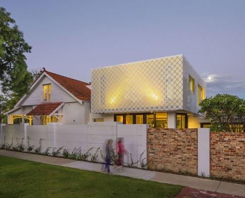 Hamersley Road Residence by Studio53 Architects (via Lunchbox Architect)
