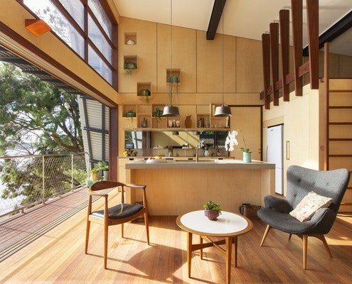 Hart House by Casey Brown Architecture (via Lunchbox Architect)