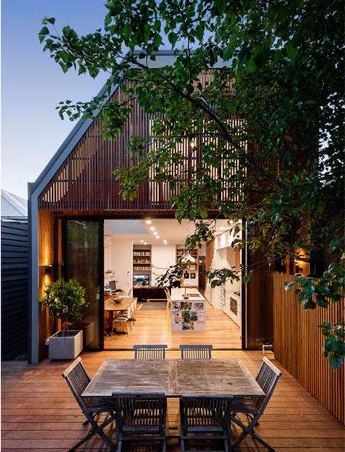 Hawthorn Residence by Alexandra Buchanan Architecture (via Lunchbox Architect)