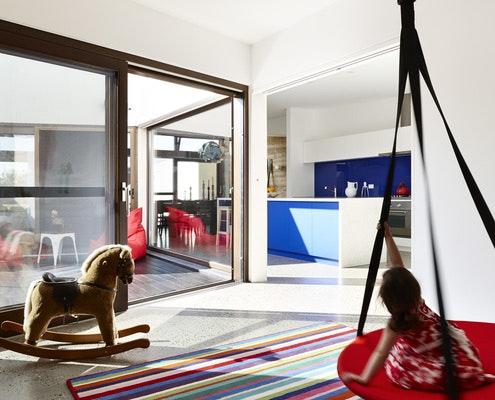 Hemp House by Steffen Welsch Architects (via Lunchbox Architect)