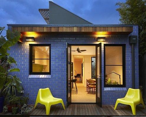 Herbert Street House by Architect Hewson (via Lunchbox Architect)