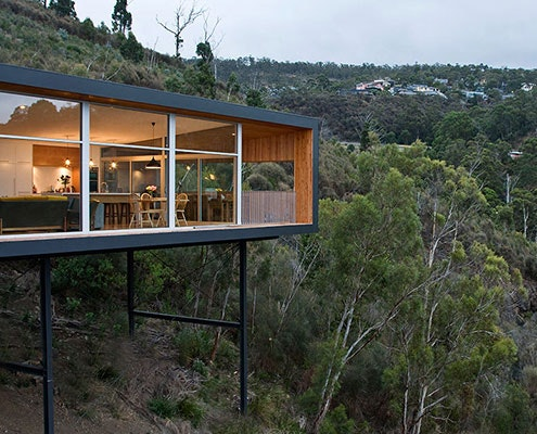 Highway House by Room 11 (via Lunchbox Architect)
