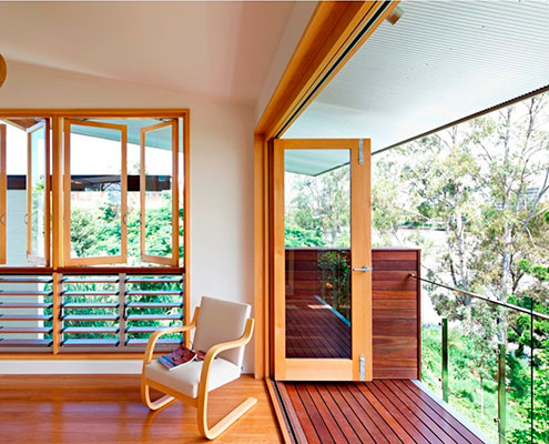 Hill End Ecohouse
