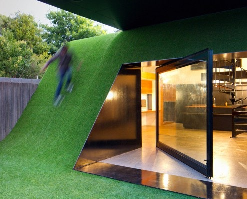 Hill House by Andrew Maynard Architects (via Lunchbox Architect)