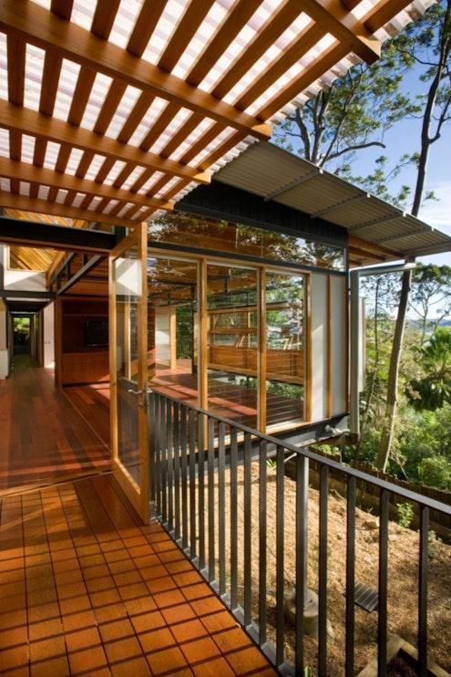 Hilltop House by Richard Cole Architecture (via Lunchbox Architect)