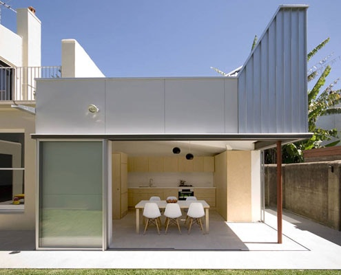 House 6 by Welsh & Major Architects (via Lunchbox Architect)