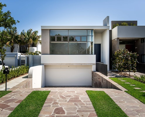 House_B by Sandy Anghie Architect (via Lunchbox Architect)
