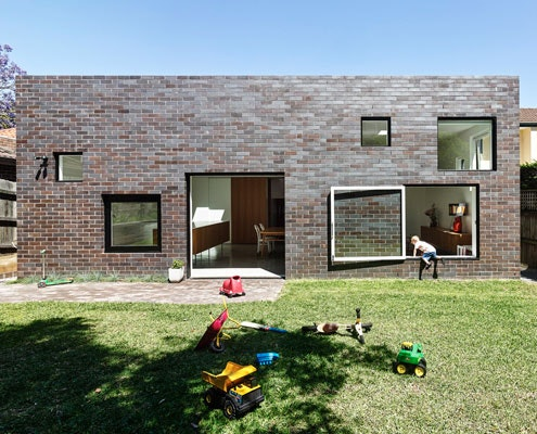 House Boone Murray by Tribe Studio (via Lunchbox Architect)