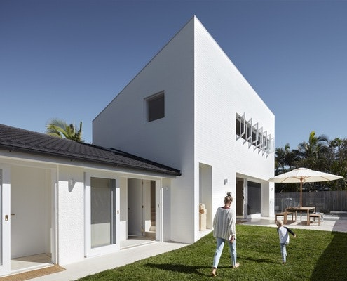 House Burch by Those Architects (via Lunchbox Architect)
