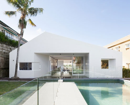 House Chapple by Tribe Studio (via Lunchbox Architect)